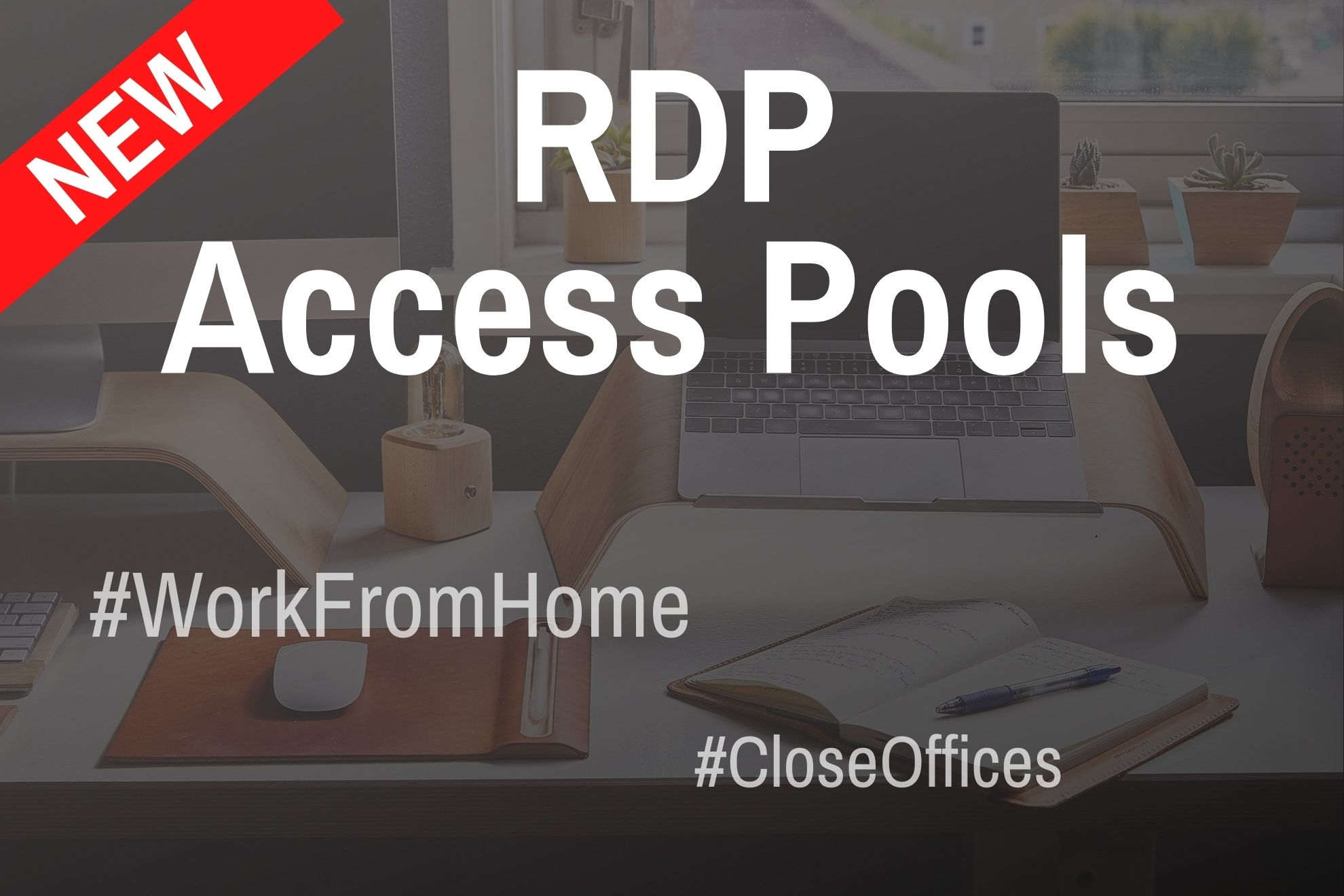 deskMate RDP Access Pools